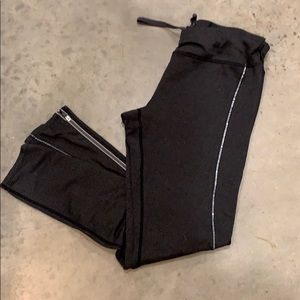 Full length running pants